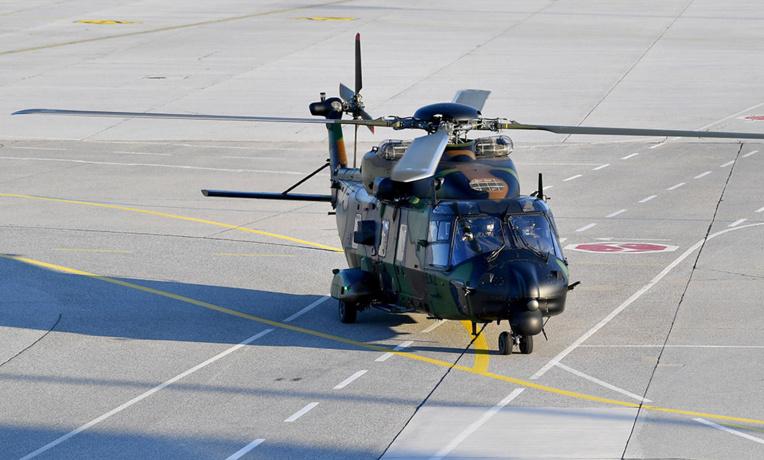 Deux morts dans l'accident d'un hélicoptère militaire dans les Hautes-Pyrénées
