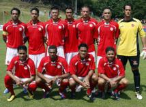 Classement mondial FIFA/ Coca-Cola: Tahiti gagne 41 places