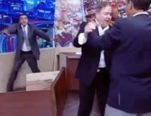 Un débat télévisé entre deux députés jordaniens tourne à la bagarre