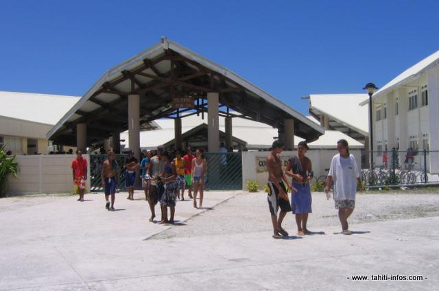 Réouverture « progressive » des classes en dehors de Tahiti et Moorea