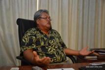 Luc Faatau, délégué général de la Spacem