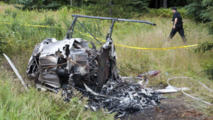 Crash de l'hélicoptère dans la jungle papoue : les corps des trois victimes retrouvés