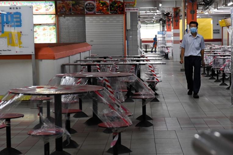 Singapour prolonge le confinement d'un mois après une 2ème vague de Covid-19