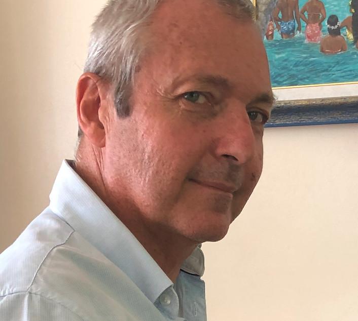 Christophe Tissot, président du tribunal mixte de commerce (TMC) de Papeete.