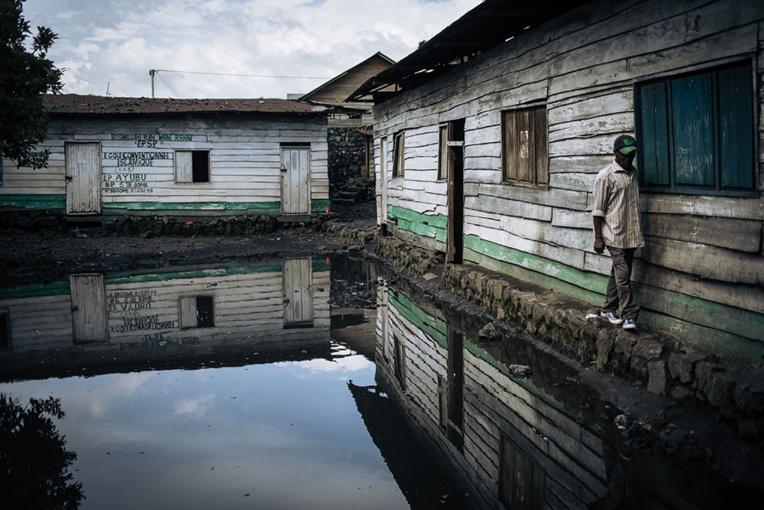 RDC: des dizaines de morts et des milliers de maisons détruites après de fortes pluies dans l'Est