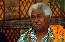 Calédonie: M. Wamytan veut que la France octroie un visa au leader fidjien