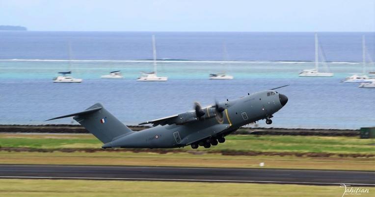 (FB Rare Tahitian Air/Port Views)