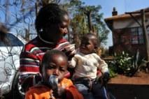 """Sida en Afrique australe: les """"papas gâteaux"""" au banc des accusés"""