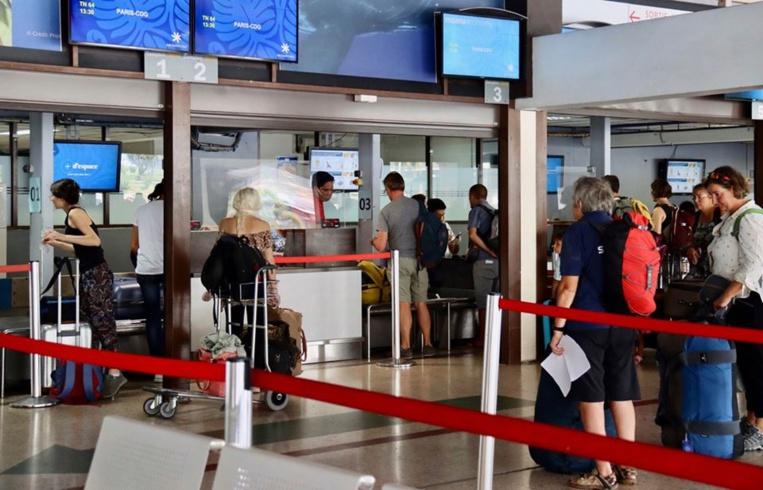 Le tourisme polynésien en chute libre en mars