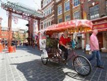 JO-2012 - Un Chinois dit avoir fait 60.000 km en rickshaw pour aller aux JO
