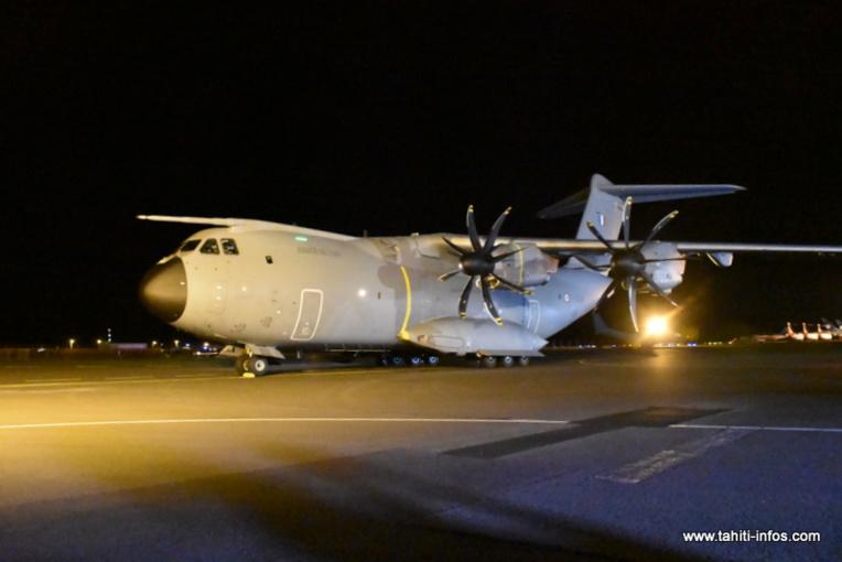 Fret : Les armateurs rassurés sur l'A400M
