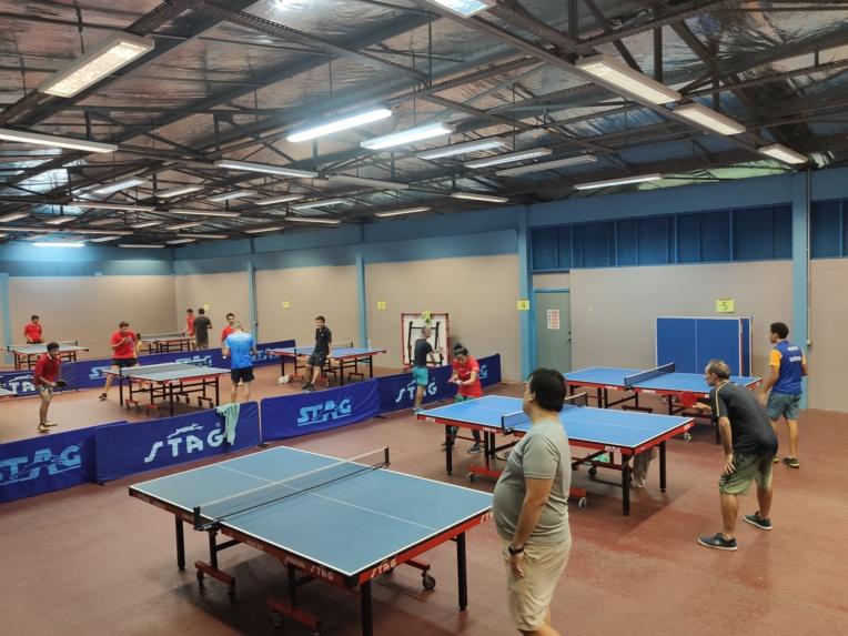 Les sports en intérieur comme le tennis de table sont pour le moment toujours interdits. Mais dans le cas d'une reprise prochaine, la fédération a déjà établi ses recommandations.