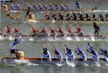 Dragon Boat, les rameurs polynésiens n'ont pas failli à leur réputation