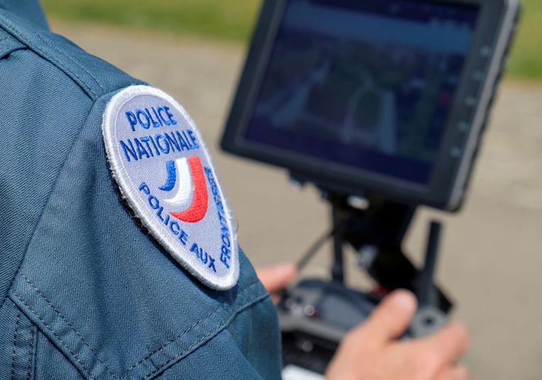 Surveillance du confinement: recours contre l'utilisation de drones