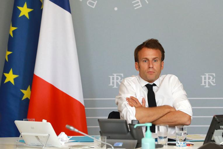 Macron pour prolonger les droits des intermittents jusqu'à août 2021