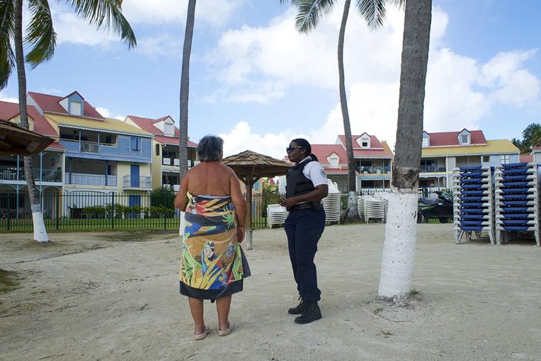 Le conseil d'Etat rejette un recours contre la quarantaine en Guadeloupe