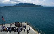 Tournée américaine de haut niveau dans le Pacifique