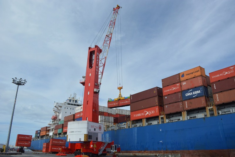 """La """"blague"""" anxiogène d'un docker sur le réapprovisionnement maritime"""