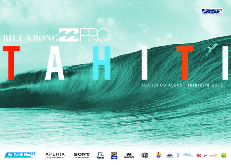 BILLABONG PRO 2012 : les trials commenceront le 11 août, le WCT le 16 août
