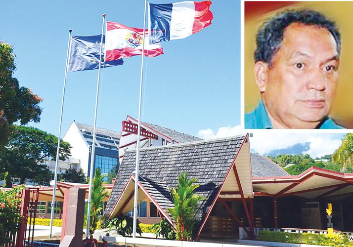 Disparition de l'ex-président de l'assemblée Justin Arapari