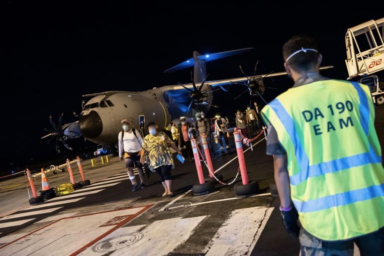 Vingt Polynésiens bloqués en Nouvelle-Zélande rapatriés