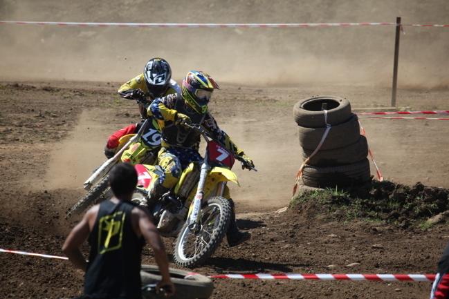 4ème journée de motocross : des victoires et ... des blessures