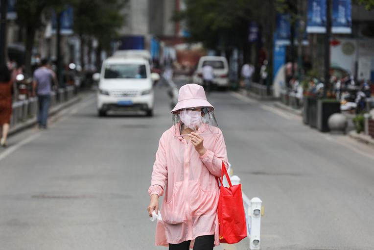 Chine: cinq nouveaux cas de coronavirus à Wuhan, berceau de la pandémie