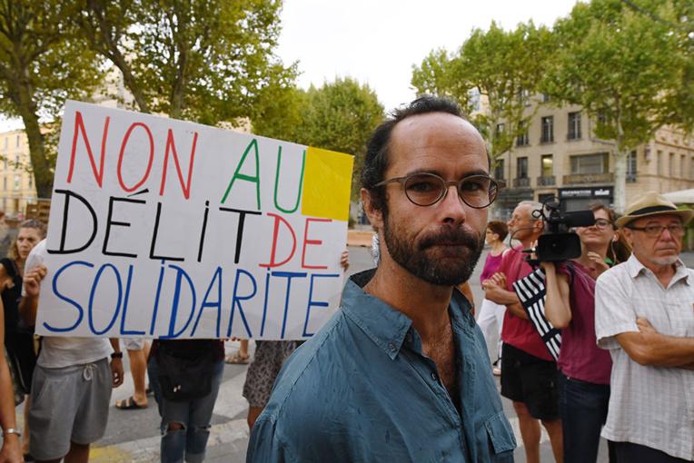 Aide aux migrants: la relaxe de Cédric Herrou consacre le principe de fraternité