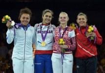 "JO-2012 - Taekwondo - Anne-Caroline Graffe: ""C'est une belle histoire"""