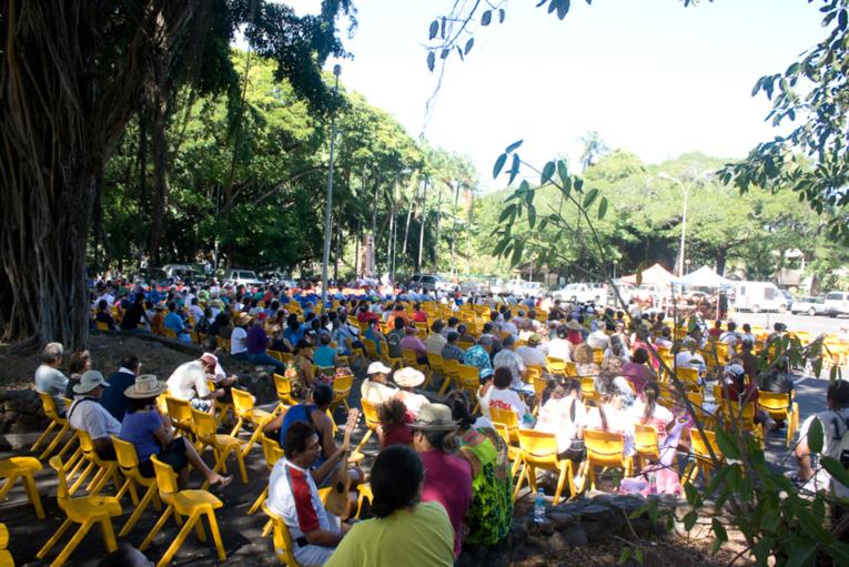Te Tau no te Hono: Mais où sont passés les 2 500 manifestants du 26 juillet ?