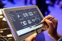 Samsung repart à l'attaque de l'iPad avec une nouvelle tablette