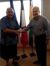 Suva envisage plus de contacts avec la Nouvelle-Calédonie