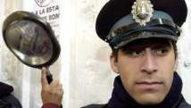 Impossible d'être policier en Argentine en cas d'ablation du pénis