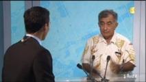 """Oscar Temaru sur Polynésie 1ère: """" On a trouvé un acheteur pour le Sofitel, ce sont des russes!"""""""