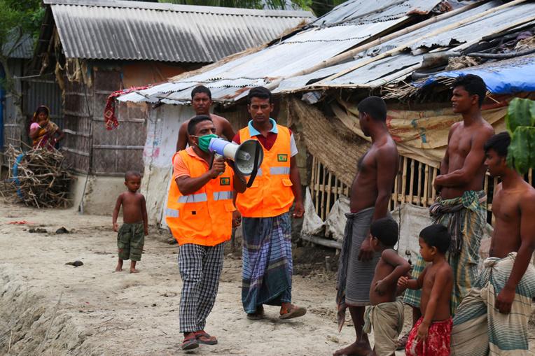 L'Inde et le Bangladesh se préparent à l'arrivée du cyclone Amphan