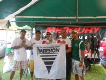 4ème mémorial Colas Hoata et 1ère  journée du championnat de Polynésie par équipes - Entre émotion et nostalgie