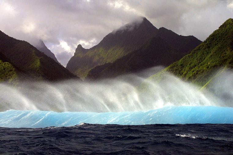 Christian Durocher pour Tahiti tourisme
