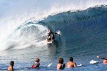 Steeve Dickinson pour Tahiti Tourisme