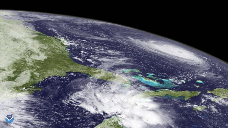 """Vers une saison 2020 des ouragans """"au-dessus de la normale"""" dans l'Atlantique"""