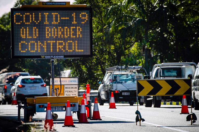 En Australie, la réouverture des frontières intérieures fait débat