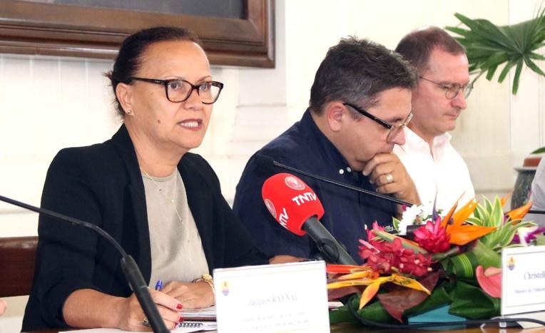 Christelle Lehartel devra choisir entre Tarahoi et son ministère