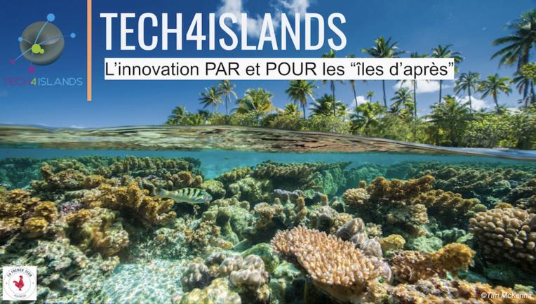 """La French Tech Polynésie lance son concours pour les """"îles d'après"""""""