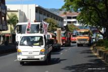 Carburants : Opération escargot sur le trafic automobile
