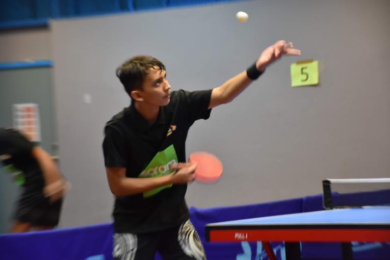 Arii Pambrun s'est montré plus solide dans les moments importants du match.
