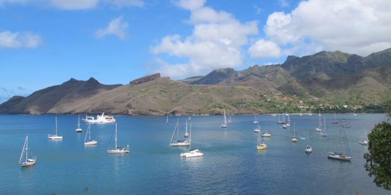 Le tourisme nautique, pilier économique de Nuku Hiva