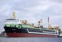 Un méga-chalutier accoste en Australie malgré une opération de Greenpeace
