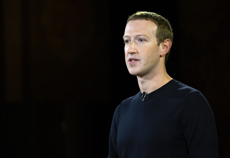 Le patron de Facebook sous le feu des critiques de militants pour les droits civiques