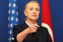 """Pour Clinton, le Pacifique est """"assez grand"""" pour la Chine et les Etats-Unis"""