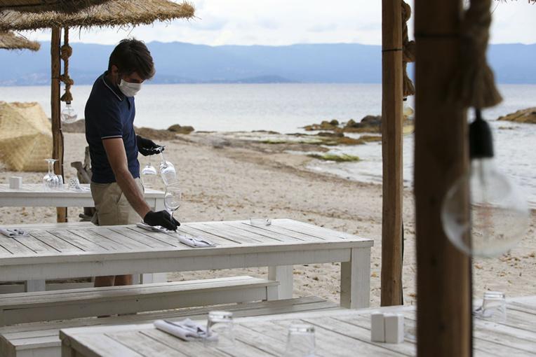 L'horizon se dégage un peu pour la saison touristique en Corse