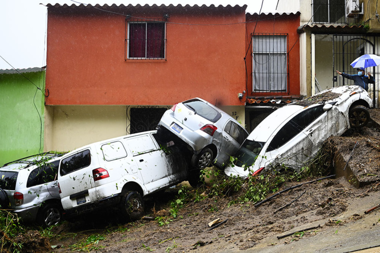 Tempêtes Amanda et Cristobal: au moins 26 morts en Amérique centrale